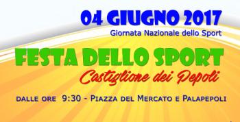 Festa dello Sport a Castiglione dei Pepoli