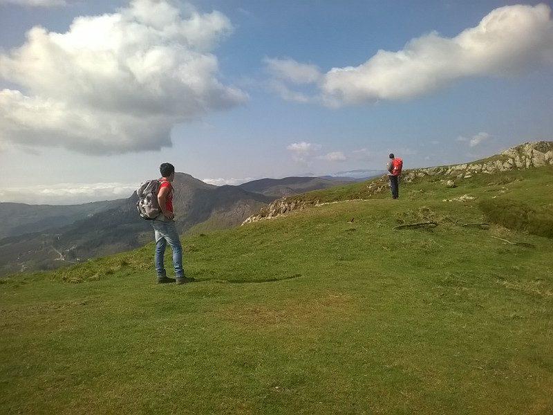 I panorami dell'alto Savena - Monte Beni