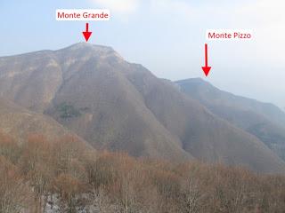 Salita al Monte Pizzo