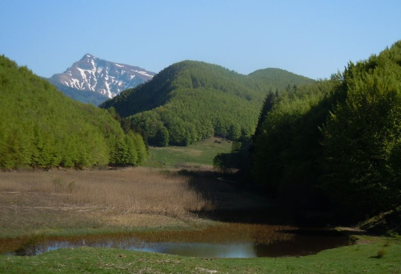 Anello Ospitale - Lago Pratignano - Croce Arcana - Ospitale