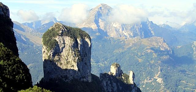 Apuane - Montagne della Luna