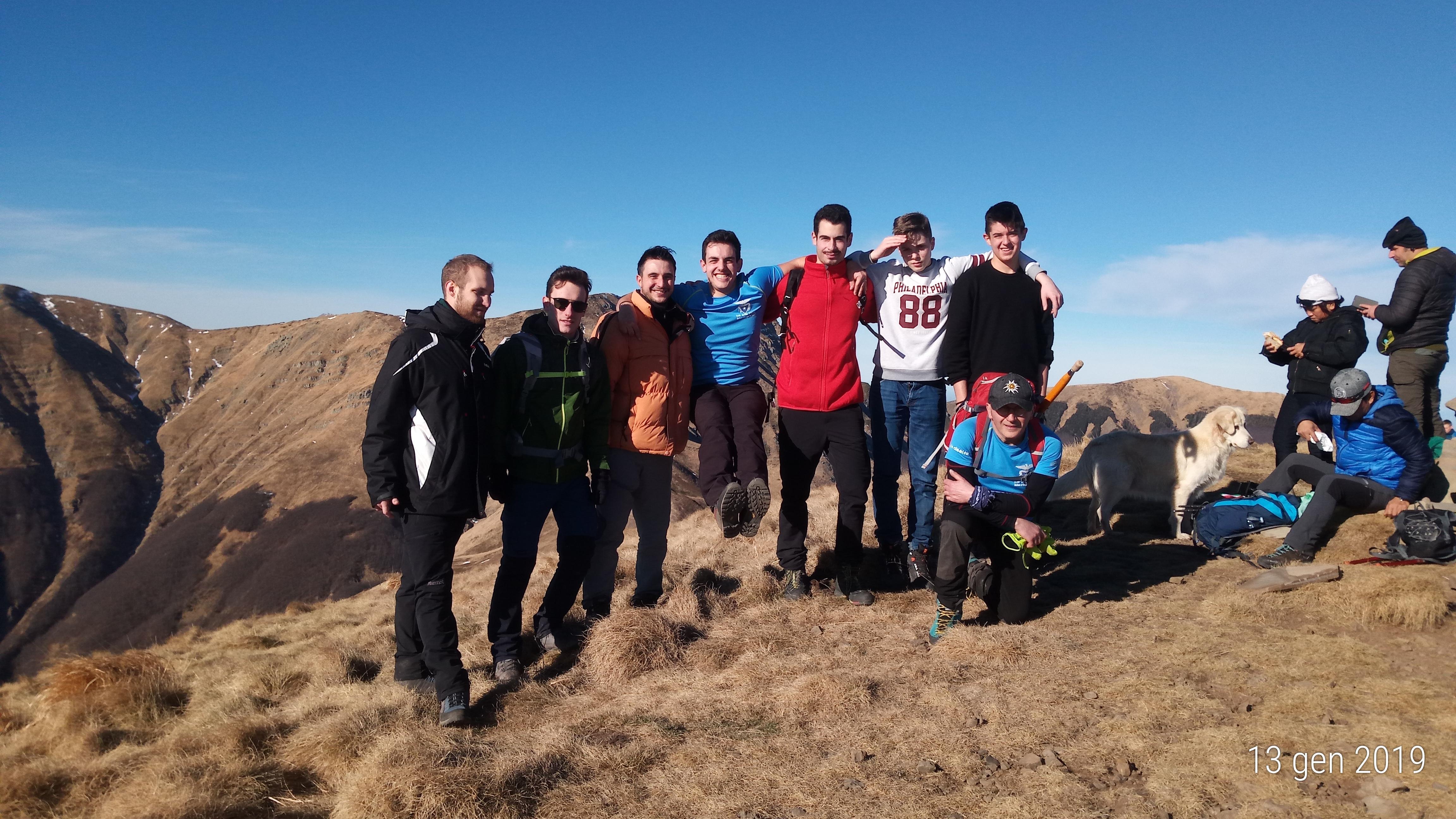Calendario attività Folletti di Montagna Maggio 2019