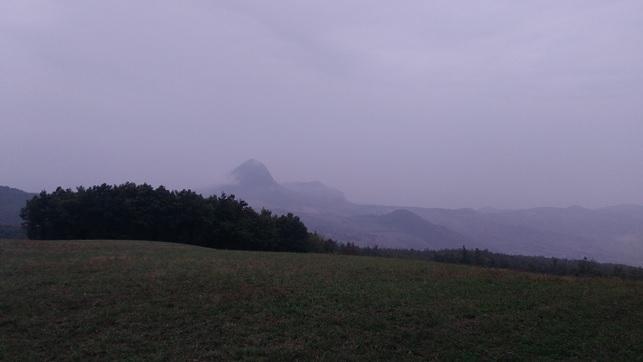 Saliscendi a Montovolo